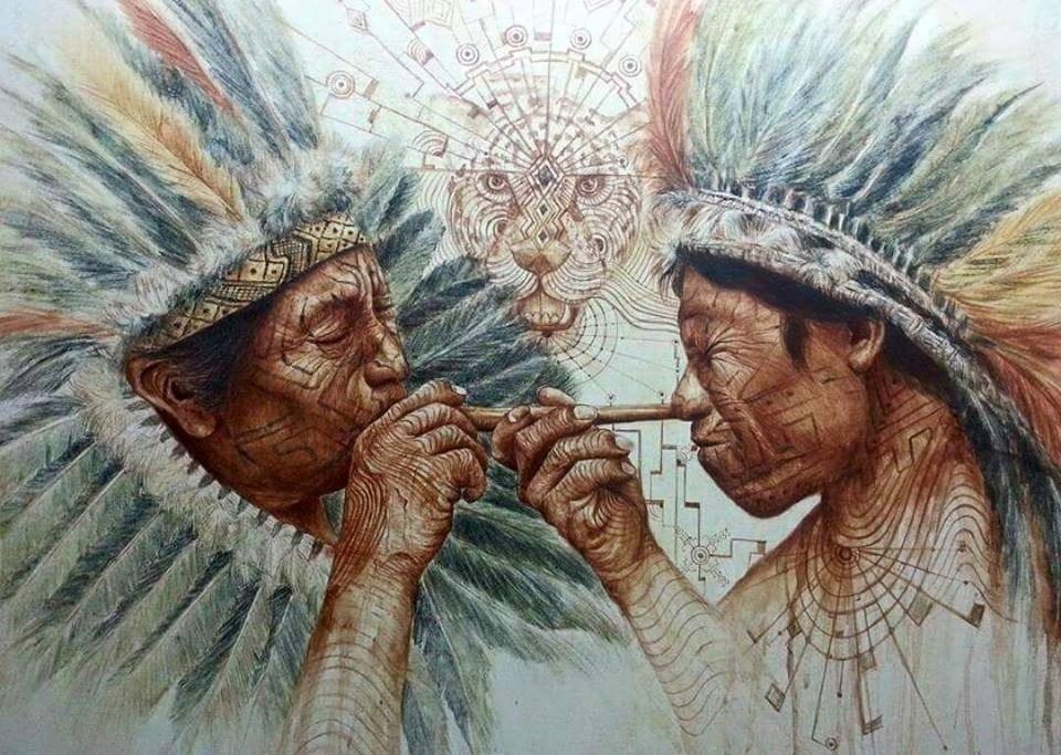 Rapé medicina ancestral
